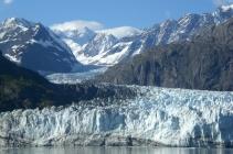 Calving in Glacier Bay