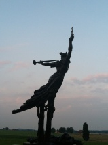 Louisiana Memorial at Gettysburg National Military Park