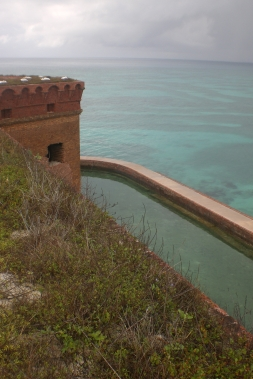 Fort Jefferson in the Dry Tortugas