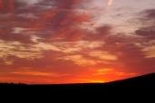 Sunrise Over New Mexico