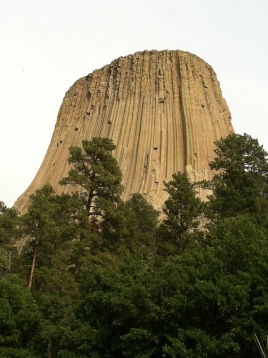 Devil's Tower National Monument