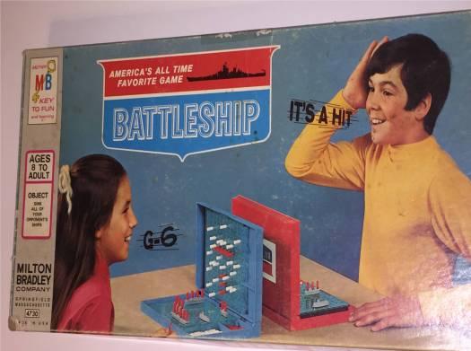 You Sunk My Battleship